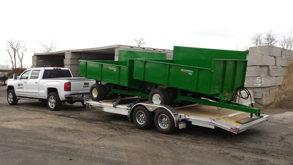 Heavy Duty Dump Trailers | Turf Equipment | New Holland PA