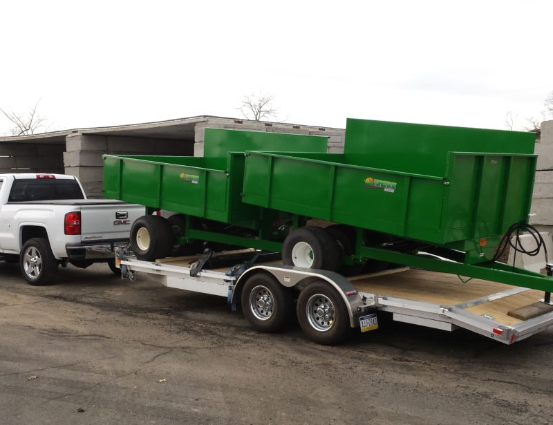 Heavy Duty Dump Trailers 3