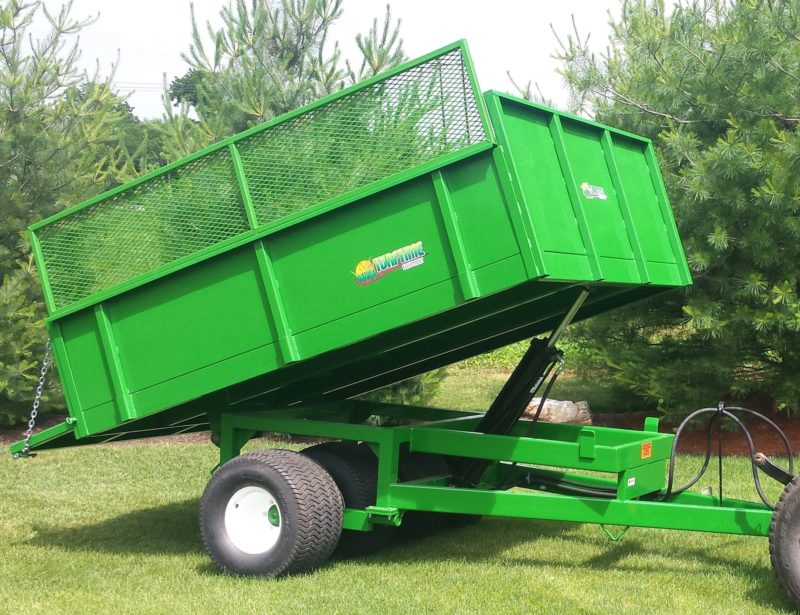 Heavy Duty Dump Trailers 4