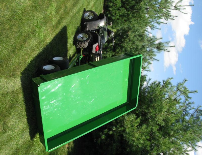 ATV Dump Trailer 7