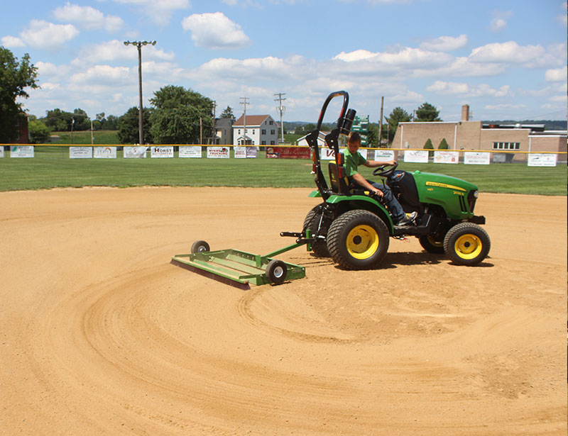 Triple Play 60 Infield Groomer