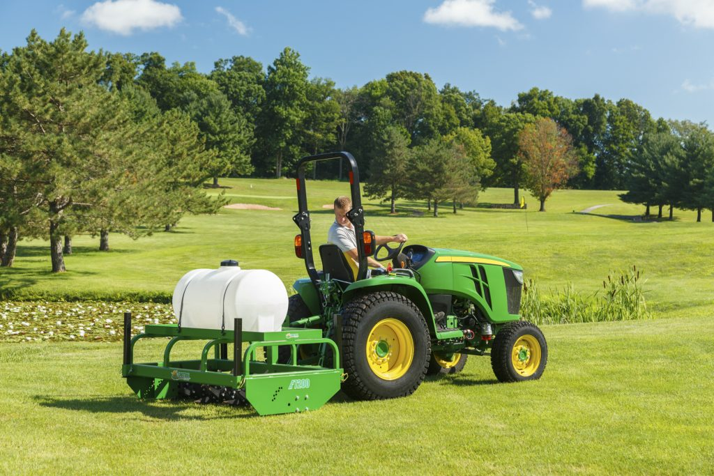 Groundskeeping Equipment from TurfTime