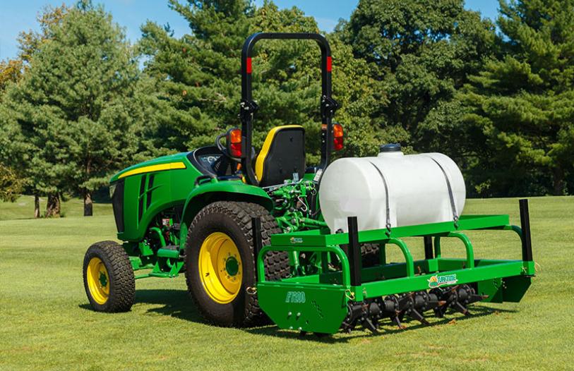 The Best Lawn Aerator: 5 Key Traits
