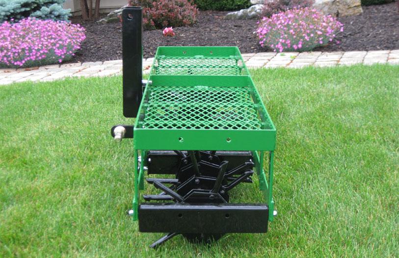lawn aerator cost