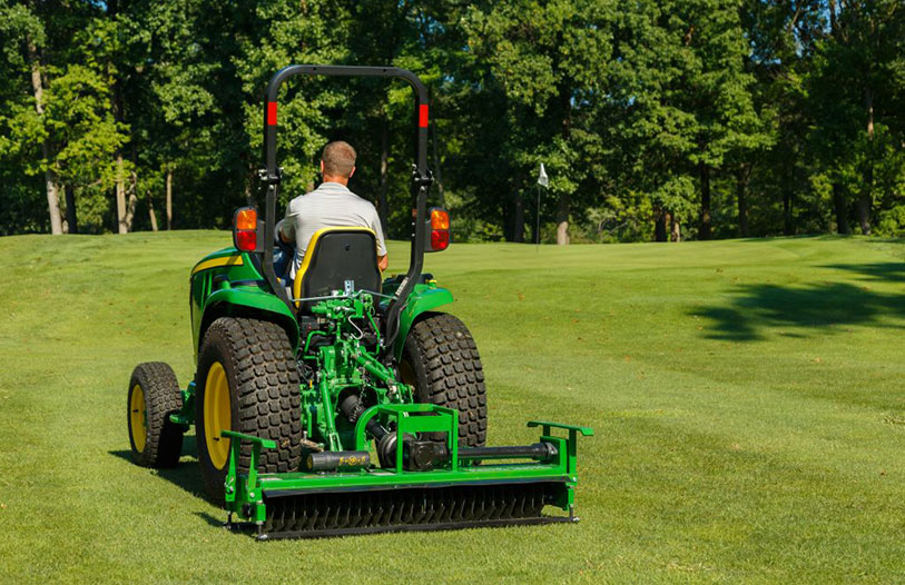 Golf Course Maintenance Equipment Guide